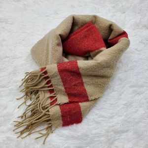 Anthropologie Madison 88 Chunky Blanket Scarf
